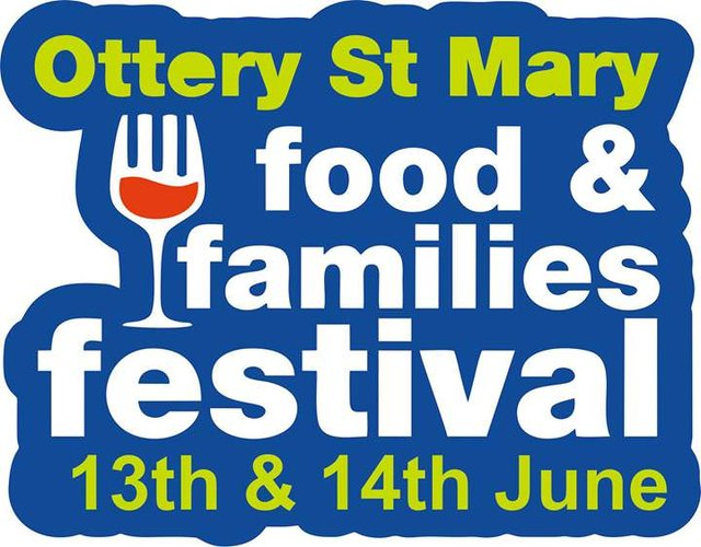 Ottery St Mary Food & Families Festival - 13th & 14th June image