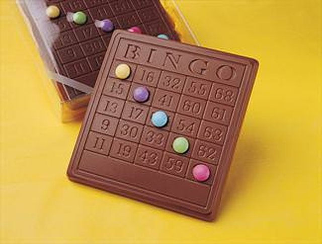 PTA KS2 Chocolate Bingo image