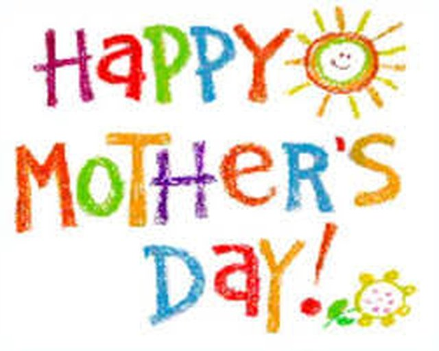Happy Mother's day to all you mum's out there! image