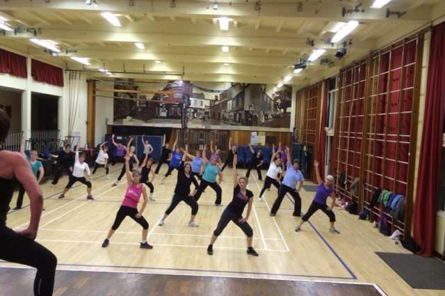 Fitsteps - last class tonight till after Easter image