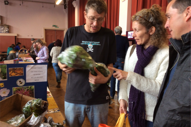 Community Market photos from last Saturday image