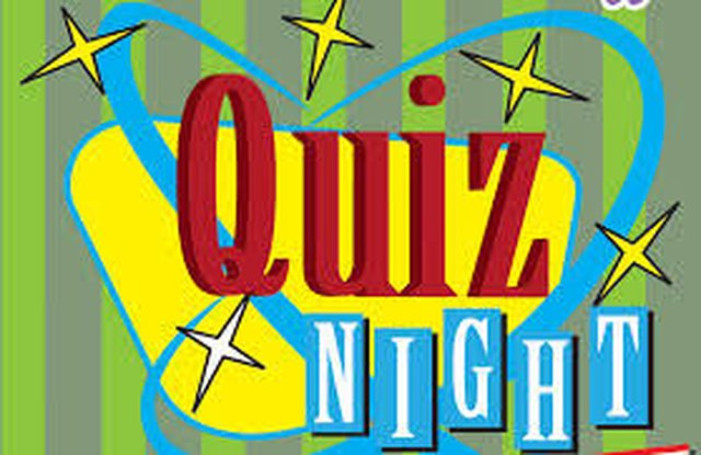 Ottery Flower Club - Quiz night Friday 11th April image