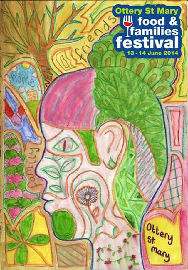 OSM Food & Families Festival poster and programme cover revealed! image