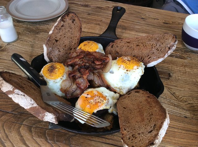 Super Breakfast At The Rusty Pig Blog Ottery St Mary Info