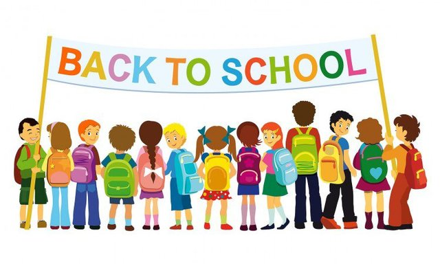 Back to school for Ottery children image