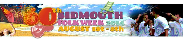 Sidmouth Folk Week 2014 - August 1st - 8th image