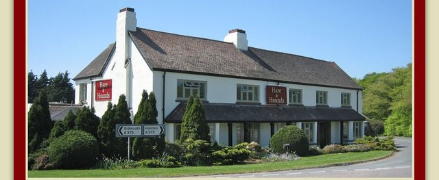 Hare and Hounds looking for bar staff image