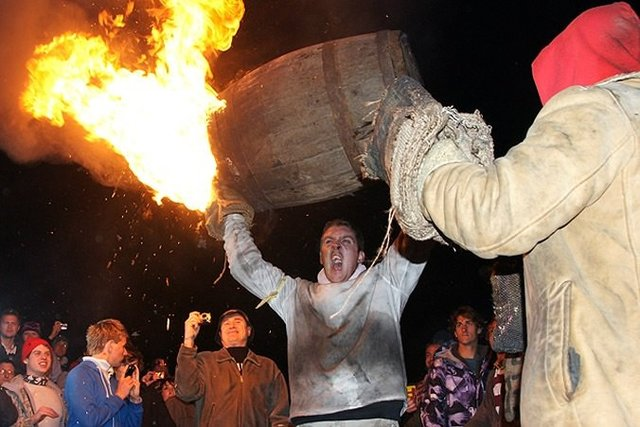 Tar barrels - 7 nights to go! image