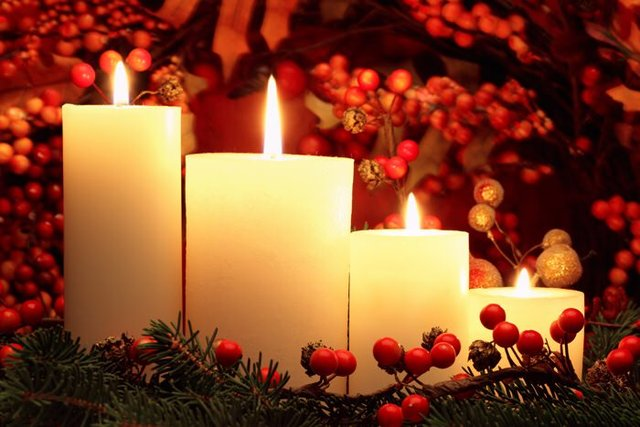 Reminder to all of the Christmas by Candle light Service tonight. image