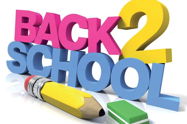 Back to school tomorrow! image
