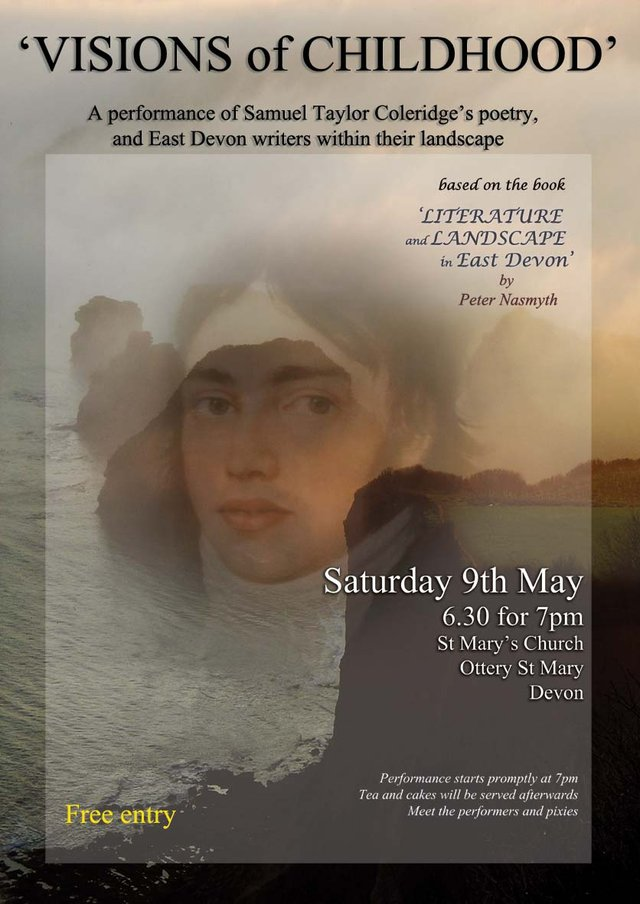 Visions of Childhood - this Saturday 09th May image