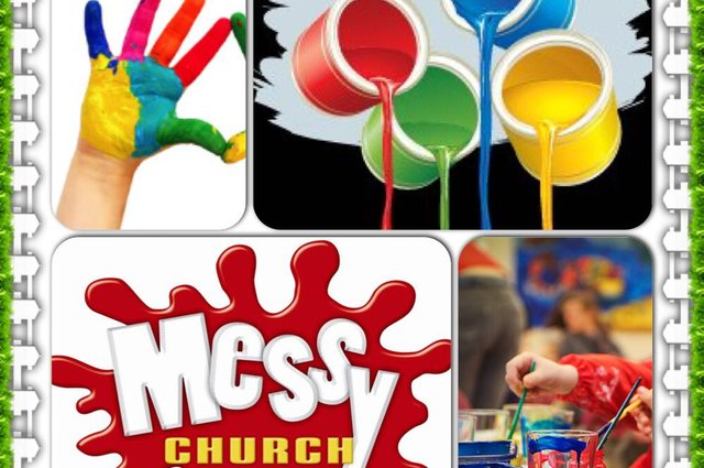 Messy Church - 11th January 2016 image