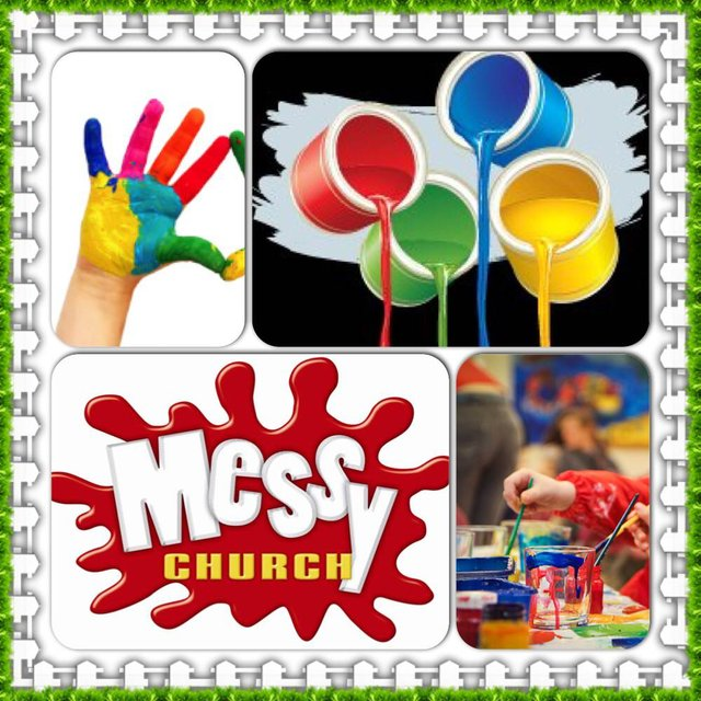 Messy Church - 11th April 2016 image