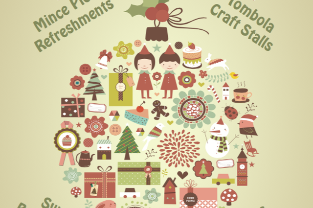 Christmas Fayre - Saturday 28th November 2015 image