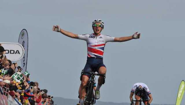 The Return of the Tour of Britain  image