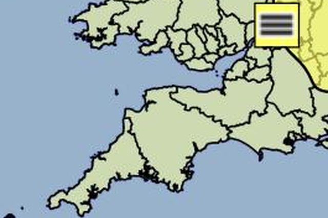 Yellow warning of fog - 31 October 2016 image