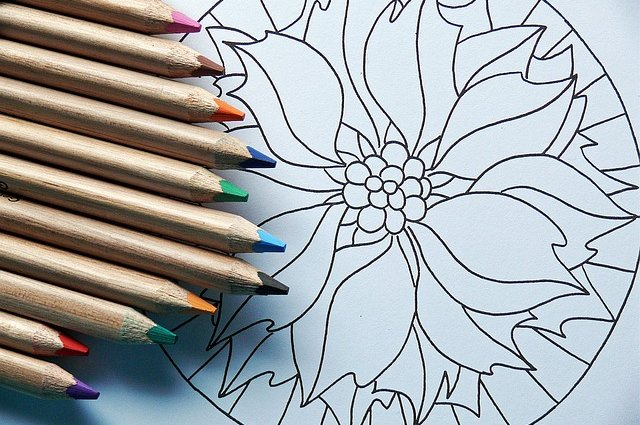 Colouring for Mindfulness image