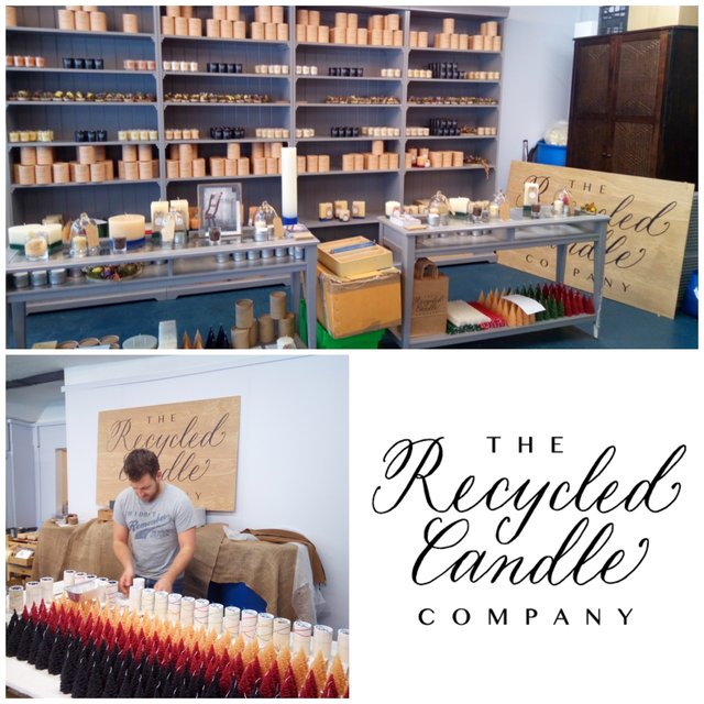 The Recycled Candle Company image