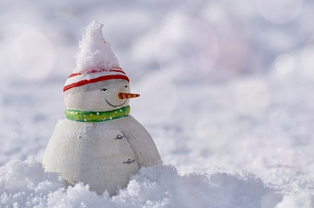 Let's build a snowman! Snow forecast for Ottery image