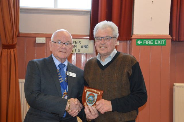 Richard Coley our Citizen of the Year 2018 image