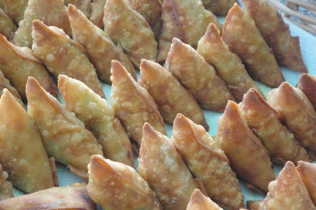 The Samosa Challenge image