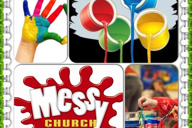 Messy Church - 14th January 2019 image