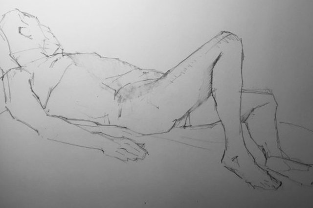 Life drawing sessions in Ottery St Mary - more dates image