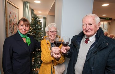 Ottery St Mary retirees step into Christmas with McCarthy & Stone image