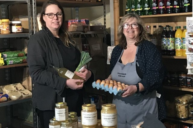 Ottery farm shop offers 'a bit of normality' during coronavirus crisis image