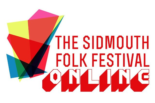 Sidmouth Folk Festival goes online! image